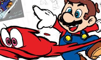 Super Mario Odyssey : un superbe artbook présenté en détails, les pré-commandes sont lancées