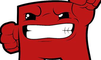 Super Meat Boy : le retour du petit bonhomme rouge annoncé !