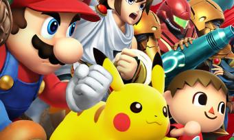 E3 2014 : Super Smash Bros, c'est aussi sur 3DS en vidéo