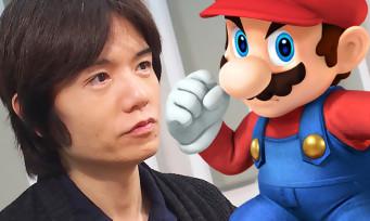 Super Smash Bros. Ultimate : le créateur de la série joue à tous les jeux, même ceux qu'il n'aime pas
