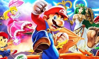 Super Smash Bros. Ultimate : 70 personnages, une longue vidéo complètement épique