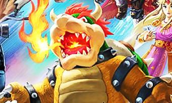Super Smash Bros. Ultimate : une émission en direct est programmée, des révélations à venir