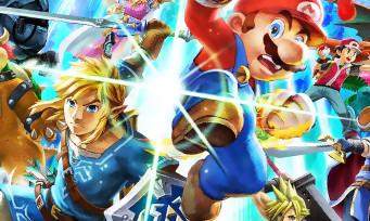 Super Smash Bros. Ultimate : une fuite pour l'éditeur de niveaux ? On dirait que Nintendo a fait une bourde