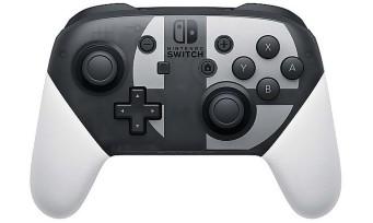 Super Smash Bros. Ultimate : une manette Pro aux couleurs du jeu et une 2e édition limitée