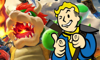 Super Smash Bros Ultimate : Bethesda pourrait y avoir un personnage, Vault-Boy au casting ?