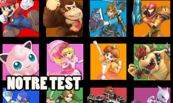 Test Super Smash Bros. Ultimate : il est là le GOTY... 2014 !