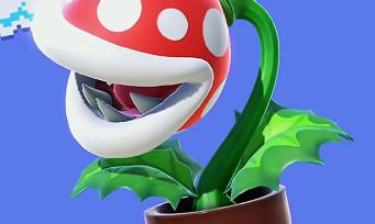 Super Smash Bros. Ultimate : la Plante Pirhana devient jouable, un trailer mordant