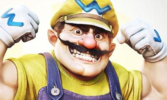 Mario : l'illustrateur de God of War dessine tous les persos de Mario Bros, c'est magnifique