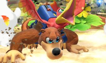 Super Smash Bros. Ultimate : c'est officiel, Banjo et Kazooie débarquent dans un trailer plein de bonne humeur