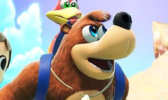 Super Smash Bros. Ultimate : nouvelles images acérées Banjo & Kazooie et Dragon Quest