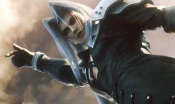 Super Smash Bros. Ultimate : Sephiroth annoncé aux Game Awards 2020, la preuve en vidéo