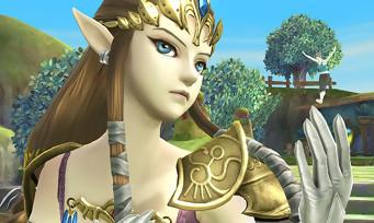 Super smash bros wii u 3ds la princesse zelda pr sente - La princesse zelda ...