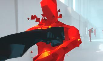 SuperHot : un trailer de lancement qui a beaucoup de style