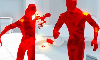 Superhot : une version Switch annoncée avant l'heure, préparez votre skill