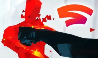 SuperHot : après la Switch, c'est Stadia qui accueillera le génial FPS