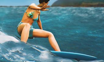 Surf World Series : un jeu de surf arrive sur PC, PS4 et Xbox One, voici le trailer