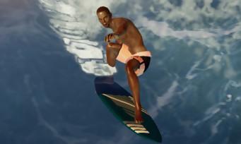 Surf World Series : un trailer dévoile la date de sortie du jeu et annonce une démo