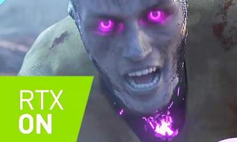 SYNCED Off-Planet : un trailer avec de sublimes reflets grâce au Nvidia RTX