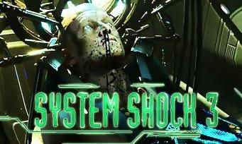 System Shock 3 : enfin une première vidéo, c'est bien glauque comme il faut