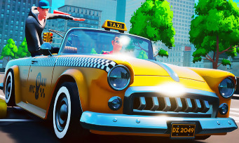 Taxi Chaos: this Crazy Taxi clone is available, here is its launch trailer