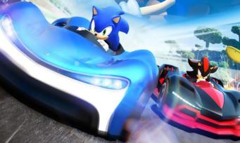 Team Sonic Racing : le nouveau Mario Kart like de SEGA a été officialisé, voici le premier trailer