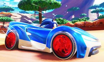 Team Sonic Racing : à fond les ballons, le jeu dévoile ses premières images
