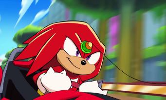 Team Sonic Racing : SEGA lâche un superbe dessin animé, voici la 1ère partie qui carbure