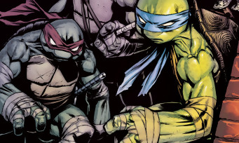 Teenage Mutant Ninja Turtles Des mutants à Manhattan : on connaît la date de sortie du jeu