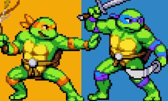 Tortues Ninja Shredder's Revenge : c'est la suite spirituelle de Turtles in Time, premier trailer de gameplay