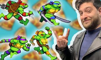 Tortues Ninja Shredder's Revenge : le producteur Cyrille Imbert présente le jeu et répond à nos questions