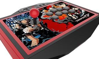 Tekken 7 : un stick arcade en approche pour le jeu de baston de Bandai Namco