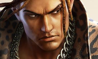 Tekken 7 : Eddy Gordo sera présent dans le jeu, le voici en images et en vidéo