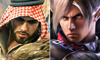 Tekken 7 : une vidéo de gameplay musclée avec Shaheen et Lars