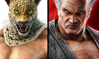 Tekken 7 : King met une correction à Heihachi en vidéo