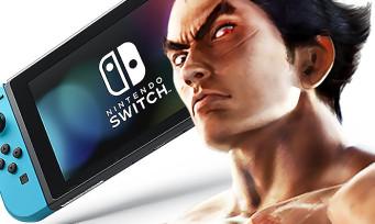 Tekken 7 : le jeu bientôt sur Nintendo Switch ? Le producteur répond