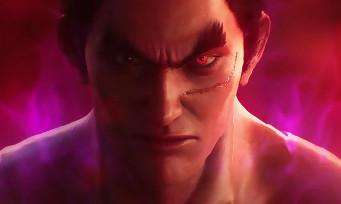 Tekken 7 : voici la cinématique d'introduction du jeu avec Heihachi, Kazuya et Akuma