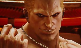 Tekken 7 : Geese Howard (Fatal Fury) entre dans l'arène, voici une 1ère vidéo de gameplay bien badass