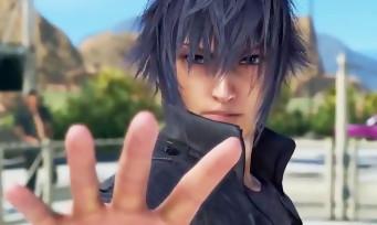 Tekken 7 : Noctis (de Final Fantasy XV) est prêt à se taper, le trailer de gameplay