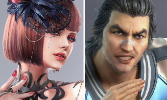 Tekken 7 : Anna Williams et Lei Wulong mettent des gifles en images