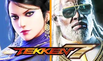 Tekken 7 : un trailer survolté pour la Saison 3, Zafina de retour avec un tout nouveau personnage