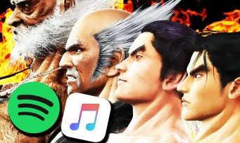 Tekken : l'OST des 7 jeux se rend dispo en streaming, ça sent bon la bagarre