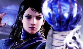 Tekken 7 : Zafina ramène sa poire dans un trailer maléfique, ça va barder