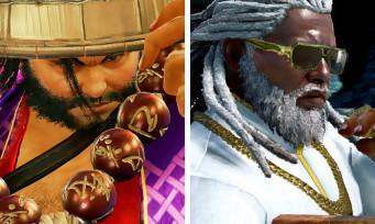 Tekken 7 : des nouvelles images avec Leroy Smith et Ganryu, ça casse des bouches