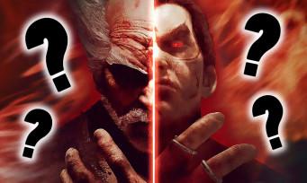 Tekken 7 : un 50e personnage va intégrer le jeu, le site officiel affiche sa silhouette