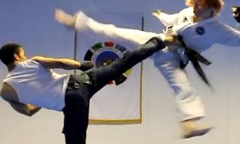 Tekken : la géniale vidéo de taekwondoïstes se battant pour de vrai