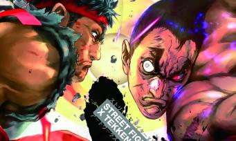Tekken X Street Fighter : Bandai Namco demande l'avis des joueurs, la peur du bide