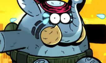 Tembo The Badass Elephant : une date de sortie pour le Rambo des pachydermes