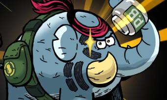Tembo The Badass Elephant : un dernier trailer juste avant la sortie du jeu