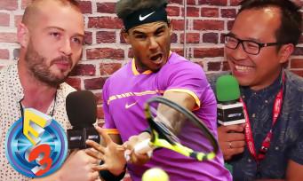 Tennis World Tour : le jeu est bien à l'E3 2017, notre interview avec un ancien de Top Spin 4