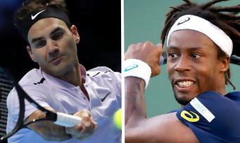 Tennis World Tour : Federer et Monfils tapent la balle dans cette longue vidéo de gameplay